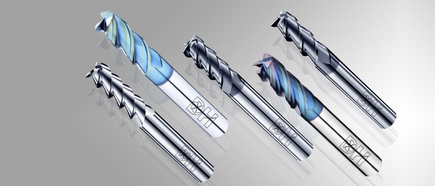 End Mill / End Mill Taiwan / End Mill Bits / DH Tools Tech